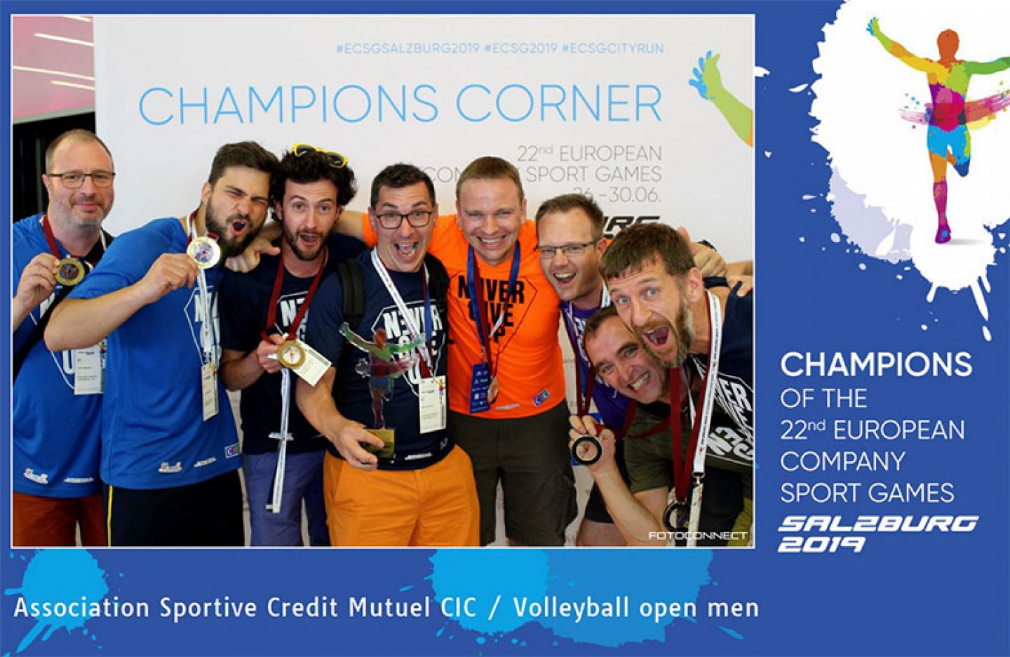 CMUT-CIC-VOLLEY